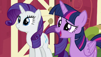 Twilight --one chore we could do-- S6E10