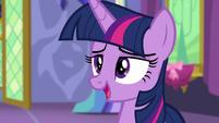 Twilight Sparkle --I trust you-- S6E6