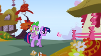 Twilight butterfly S1E13