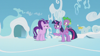 Twilight knows what Starlight is up to S5E25