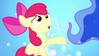 "Apple Bloom ""the only pony in the universe"" S5E4"