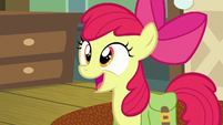 Apple Bloom -I got the perfect topper- S7E13