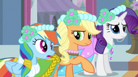 Applejack be two S2E26