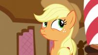 Applejack pauses S5E22