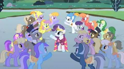 At The Gala - MLP FiM (Polish)