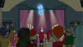 CHS students cheer for Rainbow Dash EG3.png