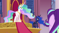 Celestia and Luna suddenly glaring at each other S7E10.png