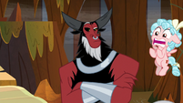 "Cozy Glow ""Tirek is really old"" S9E1"