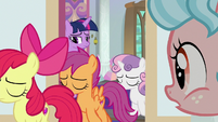 Cozy Glow watches the CMC leave in shame S8E12