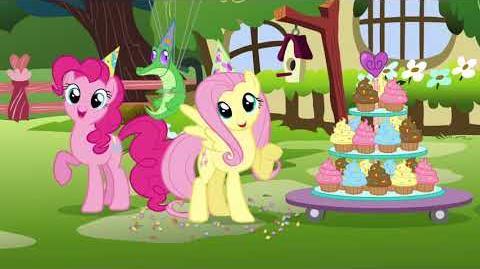 Dobrado European Portuguese My Little Pony Feliz Aniversário - Netflix
