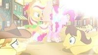 Earth pony magic returned S4E26