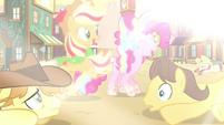 Earth pony magic returned S4E26