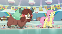 """Fluttershy """"red, blue, red once more"""" S9E7"""