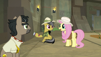 "Fluttershy ""you two make a great team!"" S9E21"