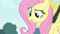Fluttershy about to have an epiphany S4E16