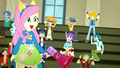 "Fluttershy and students cheer ""Yay!"" again SS4.png"