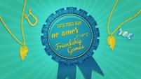 Friendship Games Short 3 Title - Portuguese (Brazil)