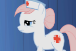 Nurse Redheart table