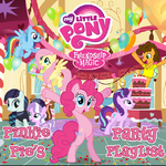 Okładka - Pinkie Pie's Party Playlist