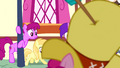 Ponies looking at Pinkie S4E12.png