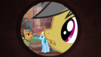 """Quibble """"asking myself that ever since book four"""" S6E13"""
