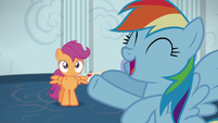 """Rainbow """"your cart is gonna be amazing!"""" S6E14"""