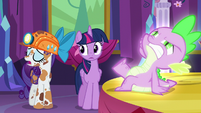 Rarity --and they're ghastly creatures!-- S6E5