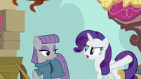 Rarity -all of your sister's things are gone- S8E18