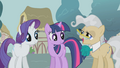 Rarity Twilight and Mayor talking S1E4.png