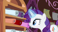 Rarity gathering fabrics S3E13
