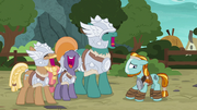 Rockhoof looking humiliated S7E16