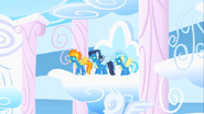 S01E16 Wonderbolts na widowni