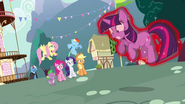 S03E05 Twilight wyrzucana przez Trixie
