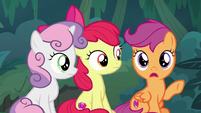 """Scootaloo """"except for the apple monster"""" S9E23"""