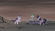 "Starlight ""But there's nothing here!"" S5E26"