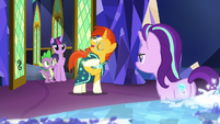 "Sunburst ""you and me"" S8E8"