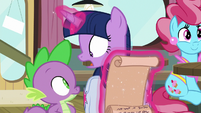 "Twilight ""about to call out the fifth team"" S9E16"