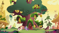 Twilight Sparkle --How did we get here so fast--- S01E01