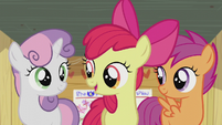 "Apple Bloom ""Now, that's more like it!"" S5E18"