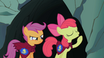 Apple Bloom calling 'Scootalooooo!' S01E17