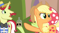 Applejack This tonic is a fake! S4E20.png