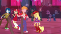 Applejack and Big McIntosh dancing EG.png