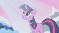 Cloudless sky shines light on Twilight S1E11.png