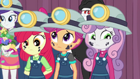 Cutie Mark Crusaders looking disappointed CYOE10