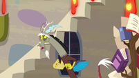 "Discord ""that bad?"" S7E12"