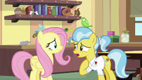 """Dr. Fauna """"I wonder why they chose to flock"""" S7E5"""