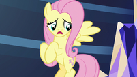 "Fluttershy ""have you found anything yet"" S7E20"