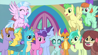 Friendship students agree with Fluttershy MLPS3