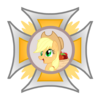 Krzyż Applejack