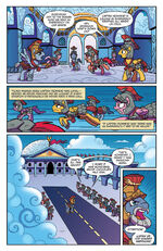 Legends of Magic issue 4 page 4